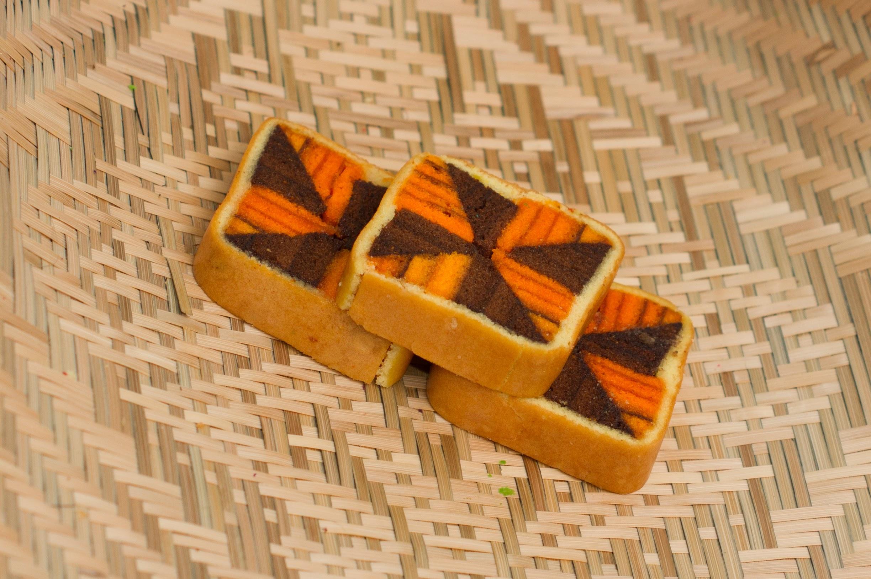 Roll Orange Chocolate