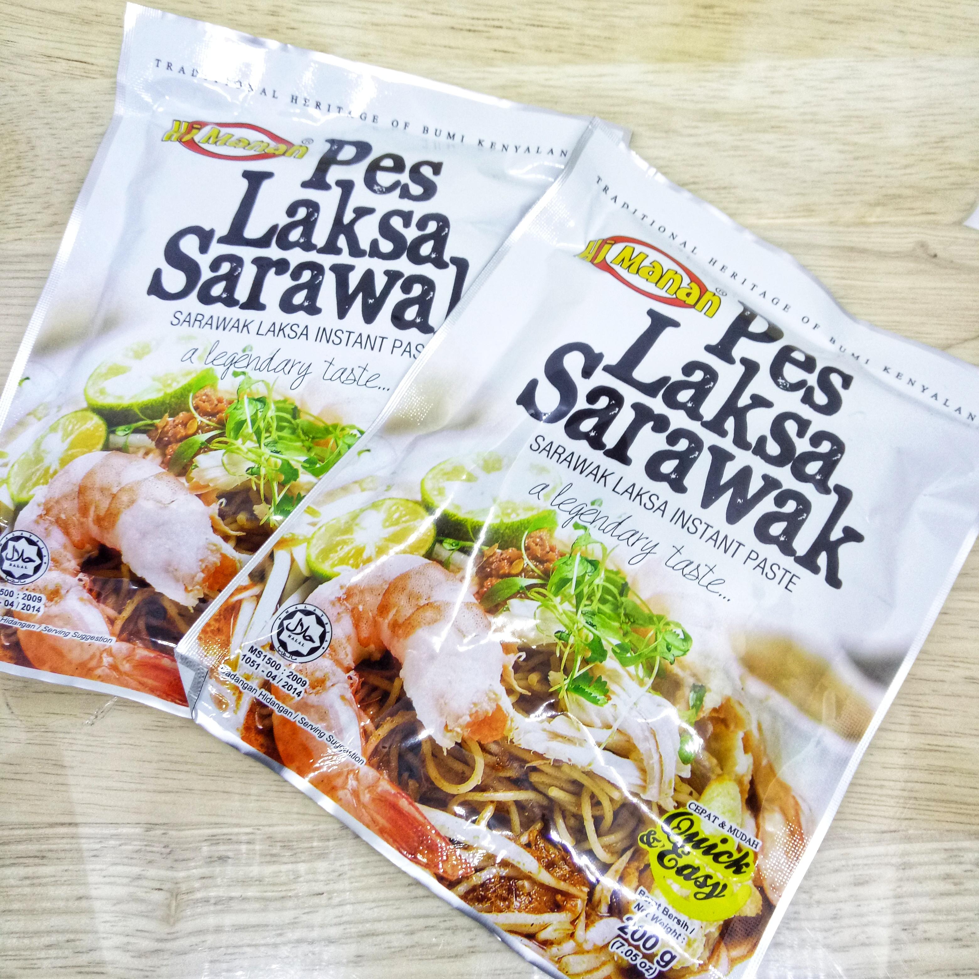 Pes Laksa Sarawak